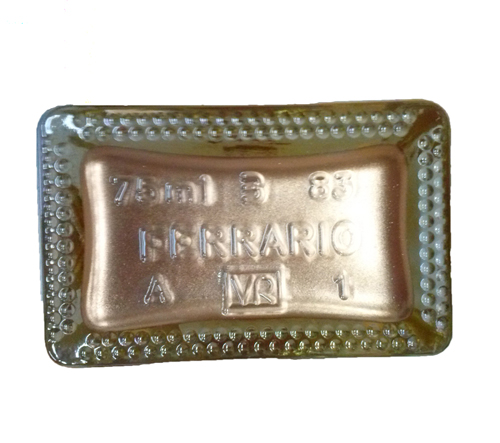 Купить Бронза жидкая Ferrario 75 мл Медь, Италия