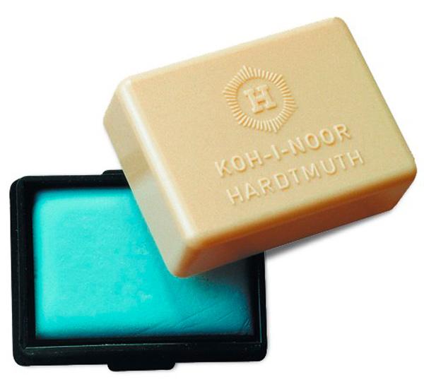 Купить Ластик-клячка KOH-I-NOOR в пластиковом футляре, KOH–I–NOOR, Чехия
