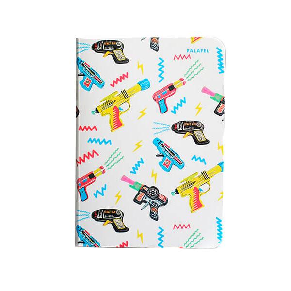 Купить Блокнот FALAFEL BOOKS А6 Blasters, Россия