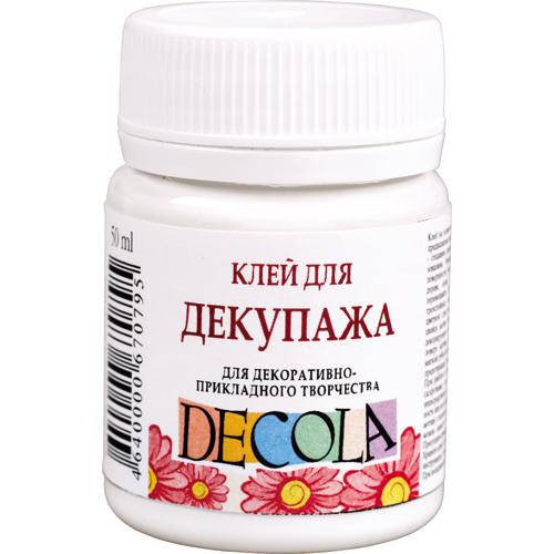 Купить Клей для декупажа Decola 50 мл, Россия