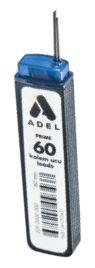 Набор грифелей для механического карандаша Adel Prime 0, 7 мм, Турция  - купить со скидкой