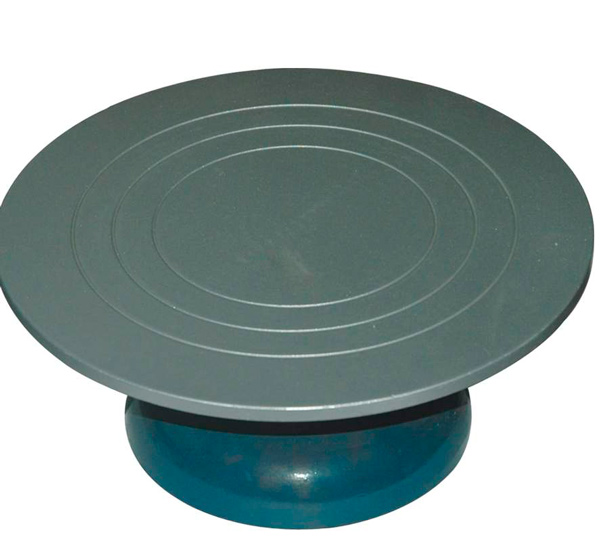 Круг поворотный для скульптора d-18 cм h-11 см