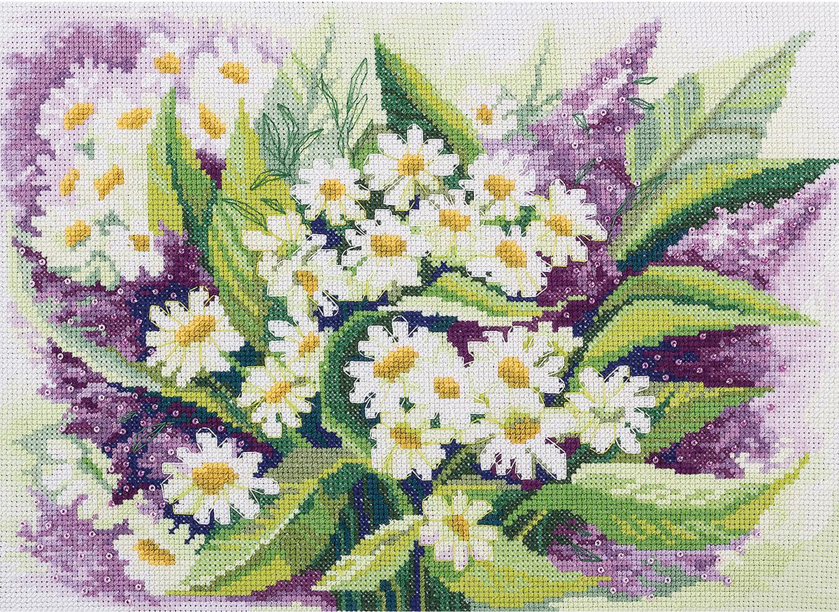 Купить Набор для вышивания PANNA Полевые цветы , Gamma, Россия