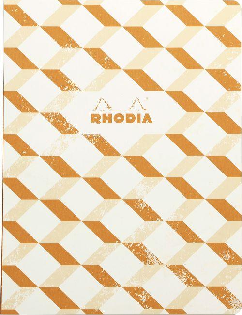 Блокнот в клетку Rhodia