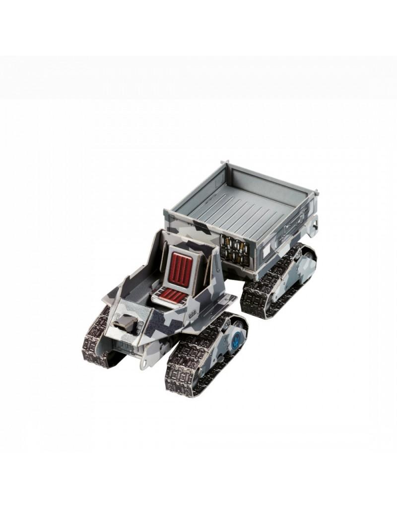 Купить Сборная модель из картона Транспортер Фрогги , Умная бумага, Россия