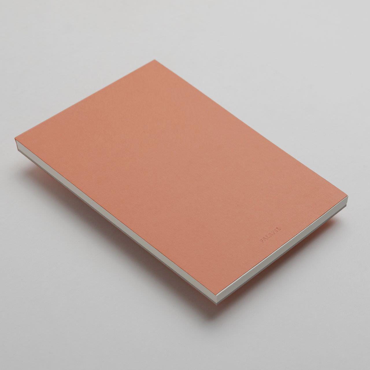 Купить Блокнот FALAFEL BOOKS Sketchpad А5 Terracotta, Россия
