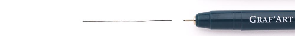 Купить Ручка капиллярная Малевичъ Graf'Art 02, Россия