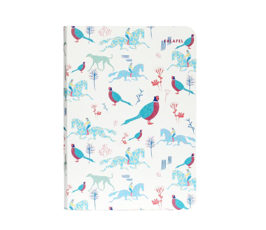 Купить Блокнот FALAFEL BOOKS А6 Fauna, Россия