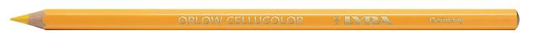 Купить Карандаш для стекла и гладких поверхностей Lyra Желтый, Германия
