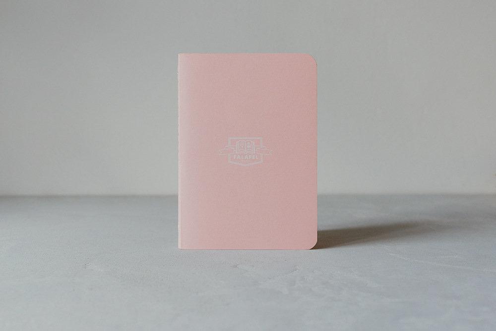 Купить Блокнот FALAFEL BOOKS А6S Flamingo, Россия