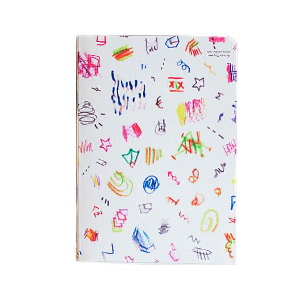 Купить Блокнот FALAFEL BOOKS А6 Naive, Россия