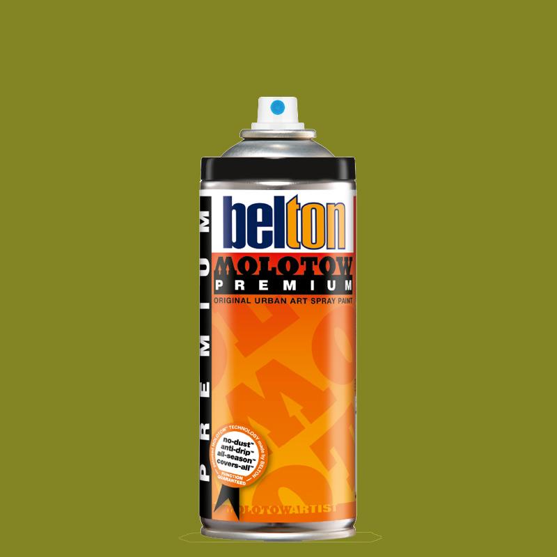 Купить Аэрозольная краска Molotow Premium belton 400 мл #181 pear, Германия