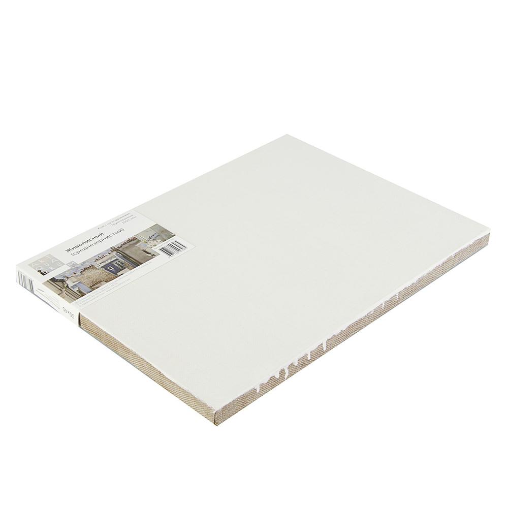 Купить со скидкой Холст на подрамнике грунтованный Туюкан живописный 40x50 см