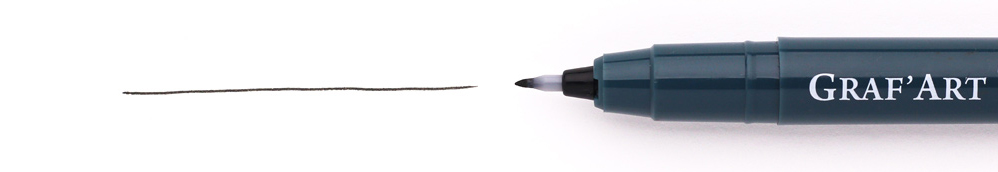 Купить Ручка капиллярная Малевичъ Graf'Art пуля XS, Россия