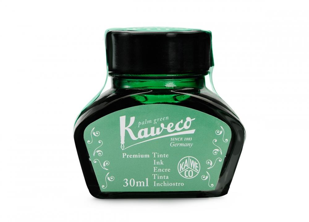 Купить Чернила Kaweco в банке 30 мл Зеленый, Германия