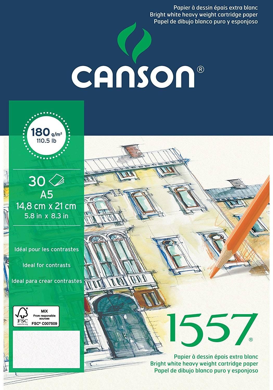 Купить Альбом-склейка для графики Canson 1557 , Франция