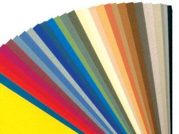 Бумага для пастели Lana COLOURS 50x65 см 160 г, Франция  - купить со скидкой