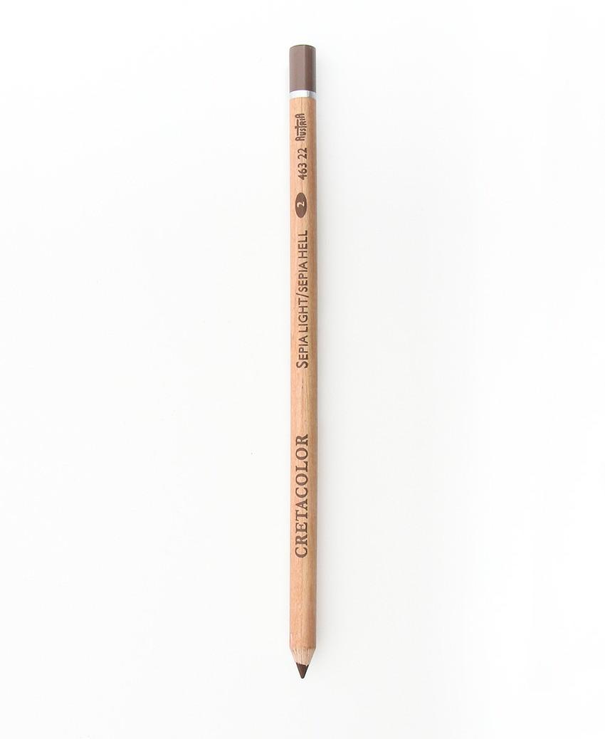 Карандаш художественный Cretacolor Сепия, средний, Австрия  - купить со скидкой