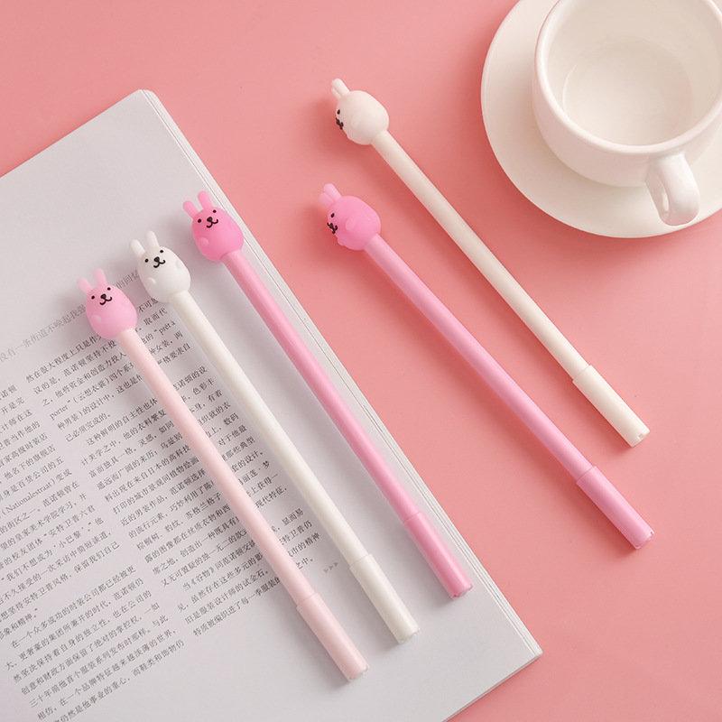 Купить Ручка Little bunny , mix color, iLikeGift, Китай