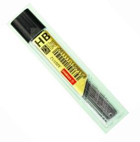 Купить Набор грифелей для механического карандаша Stabilo 12 шт 0, 7 мм, НВ, Германия