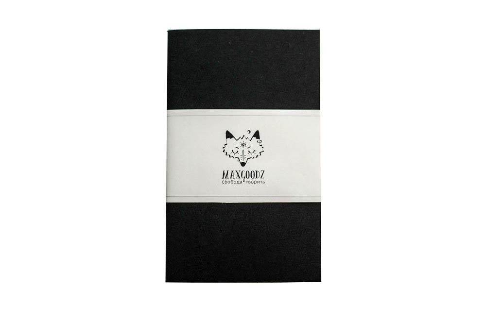 Купить Скетчбук для маркеров Maxgoodz Classic White А5, 32 л, 160 г Смола, Россия