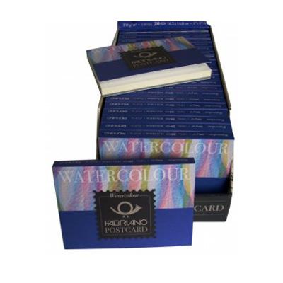 Альбом-склейка для акварели Fabriano Watercolour 36х48 см 20 л 300 г.
