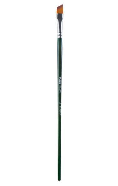 Купить Кисть синтетика №10 скошенная Pinax Creative 348 длинная ручка, Китай
