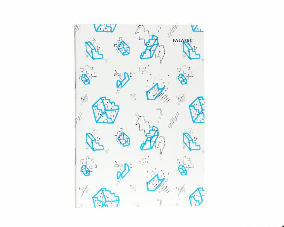 Купить Блокнот FALAFEL BOOKS А6 Geometry, Россия