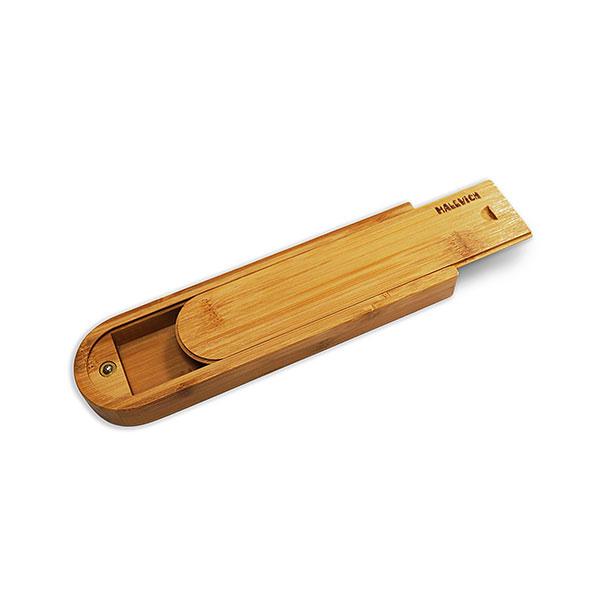 Купить Пенал для карандашей Малевичъ (бамбук), Китай