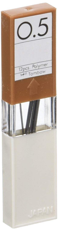 Набор грифелей для механического карандаша Tombow MONO 12 шт 0,5 мм, 2H