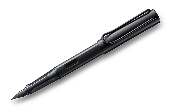 Купить Ручка перьевая LAMY 071 al-star, M Черный, Германия