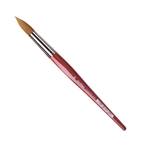 Купить Кисть синтетика №22 круглая Da Vinci 5580 короткая ручка, Германия