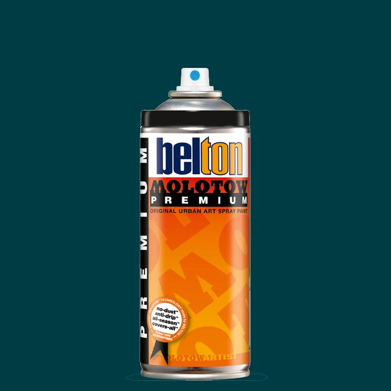 Купить Аэрозольная краска Molotow Premium belton 400 мл #129 nori, Германия