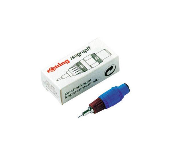 Купить Сменный пишущий узел для изографа Rotring 0, 40 мм, Германия