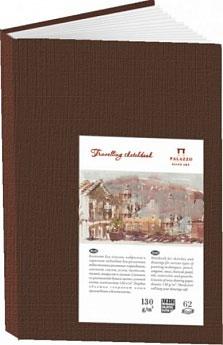 Купить Блокнот для эскизов Лилия Холдинг Travelling sketchbook Книжный, Россия