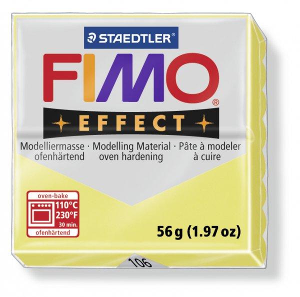 Купить Пластика для запекания Staedtler Fimo Effect 56 г цитрин, Германия