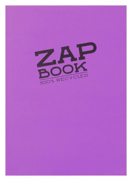 Купить Блокнот для эскизов на спирали Clairefontaine Zap Book , Франция