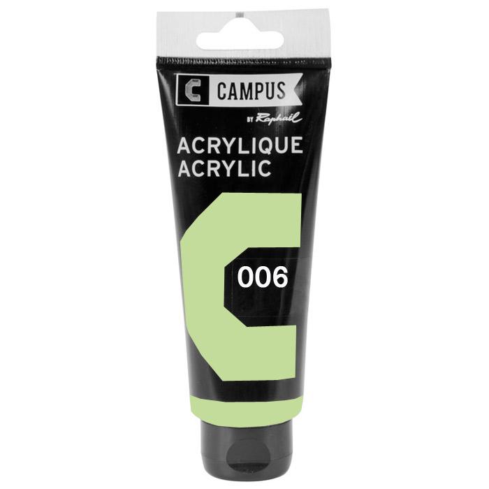 Купить Акрил Sennelier 100 мл пастельный Зеленый пастельный, Франция