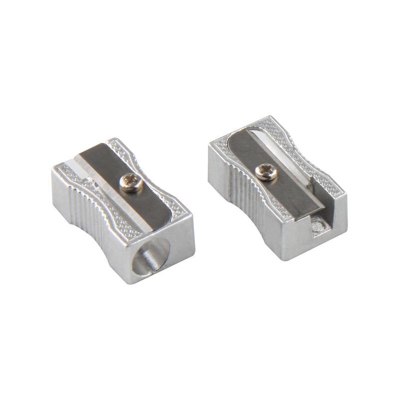 Точилка металлическая Attache клиновидная одно отверстие.
