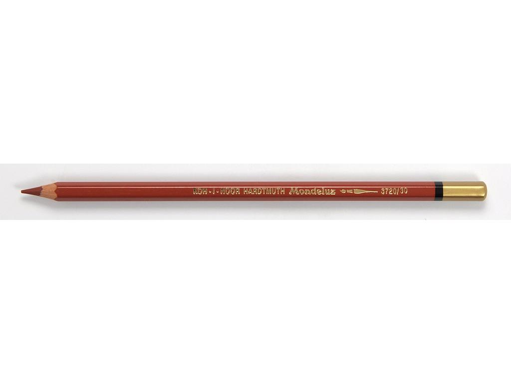 Купить Карандаш акварельный Koh-i-noor Mondeluz Коричневый красноватый, Чехия