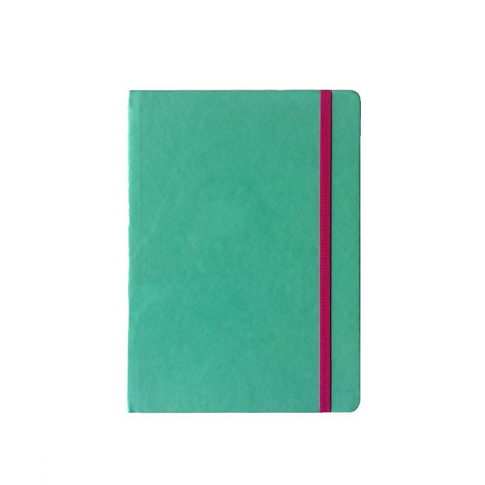 Купить Скетчбук акварельный Мятный 17х24 см 32 л 250 г хлопок 100%, Sketch Story, Россия