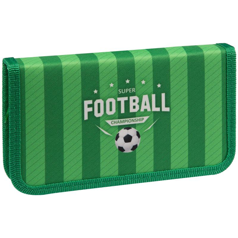 Купить Пенал 1 отделение ArtSpace Футбол 190*110 мм, ткань, Россия