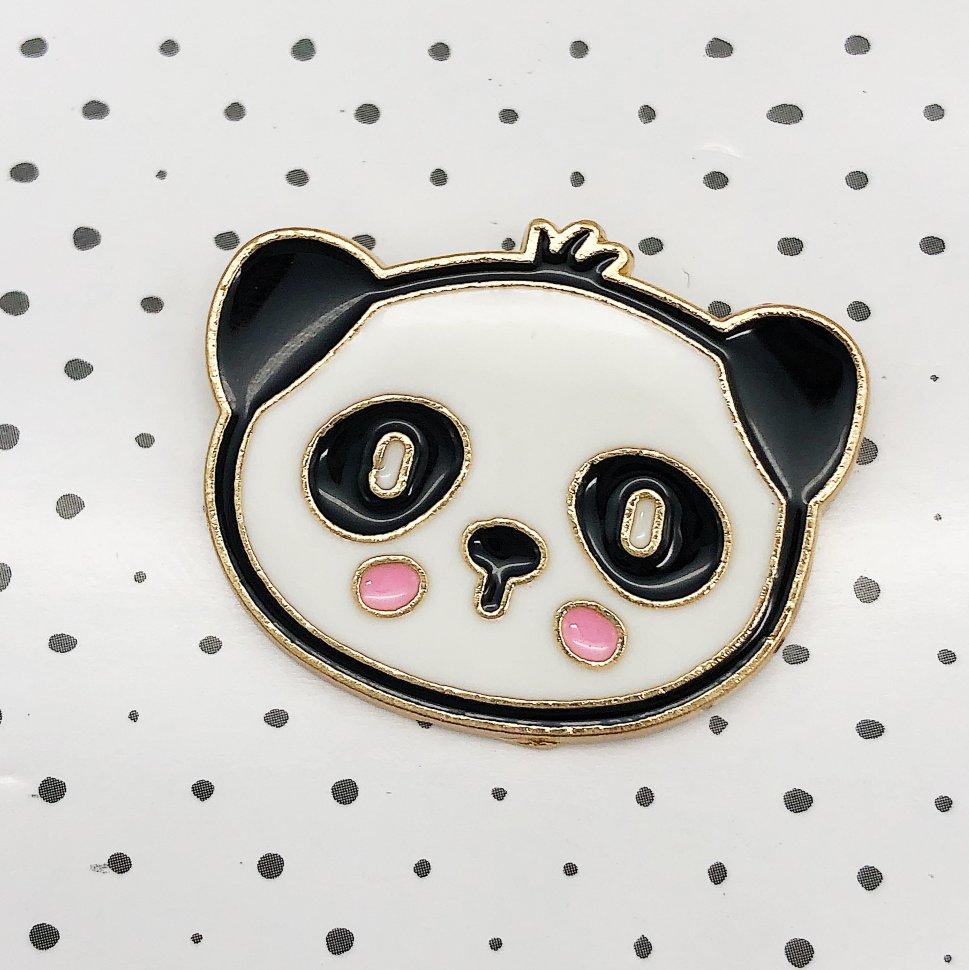 Купить Значок Panda face , iLikeGift, Китай