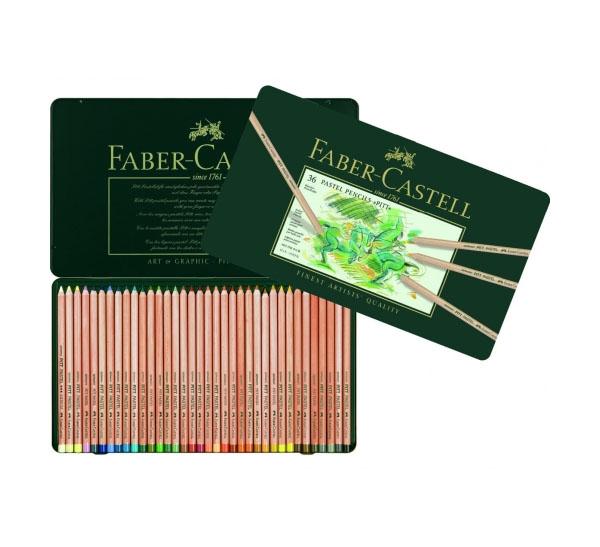 Набор карандашей пастельных Faber-castell