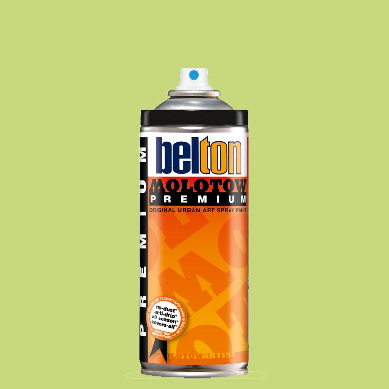 Купить Аэрозольная краска Molotow Premium belton 400 мл #151 dandelion, Германия
