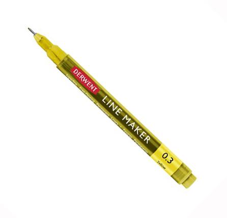 Ручка капиллярная Derwent