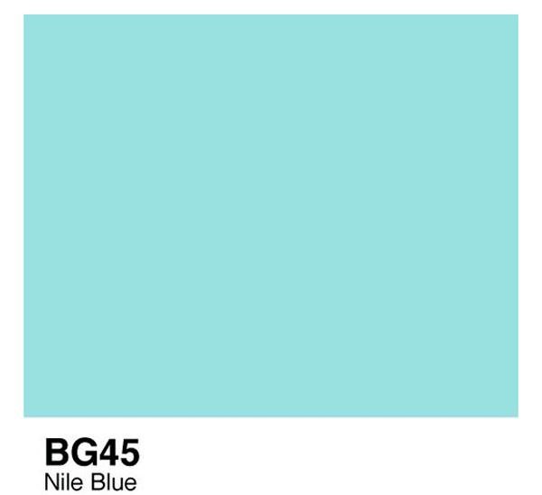 Чернила COPIC BG45 (синий нил) фото