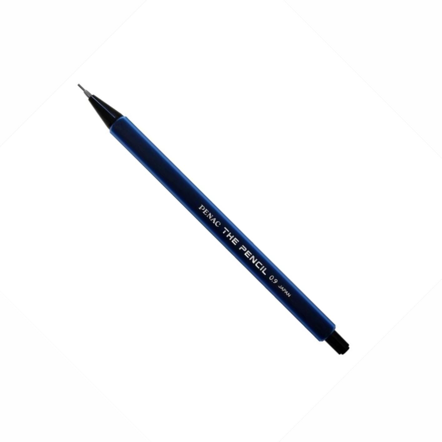 Купить Карандаш механический Penac The pencil 0, 9 мм синий корпус, Япония