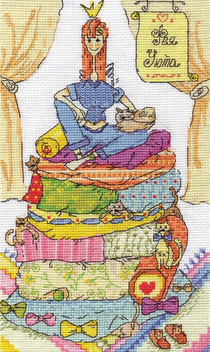 Купить Набор для вышивания PANNA Фея уюта , Gamma, Россия