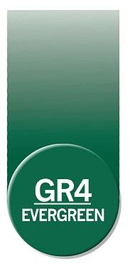 Купить Чернила Chameleon GR4 Вечнозеленый глубокий 25 мл, Chameleon Art Products Ltd., Великобритания